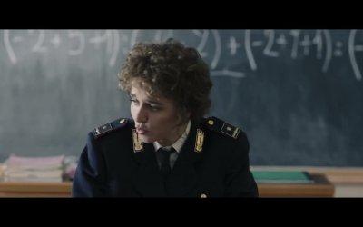 Clip 'Giovanna in aula' - il ragazzo invisibile