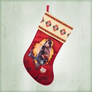 Calza natalizia a tema Walking Dead per Daryl