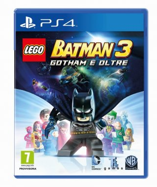 Lego Batman 3 Gotham e oltre