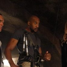 Agents of S.H.I.E.L.D.: Clark Gregg, B.J. Britt e Adrianne Palicki in Ye Who Enter Here