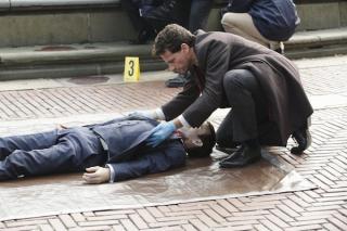 Forever: Ioan Gruffudd interpreta Henry Morgan in The Man in the Killer Suit