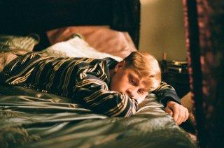 Mommy: Antoine-Olivier Pilon in un momento del film