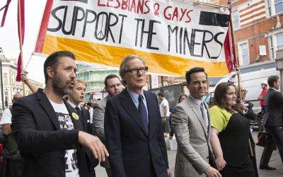 Pride, orgoglio contro i pregiudizi: a tu per tu con lo sceneggiatore e i protagonisti