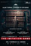 Locandina italiana definitiva di The Imitation Game