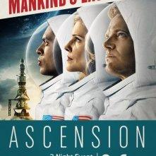 Ascension: la locandina della serie