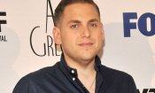 Jonah Hill e Miles Teller in Arms and the Dudes