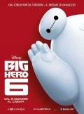 Locandina di Big Hero 6