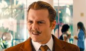 Adler Entertainment, con Mortdecai un listino 2015 coi baffi