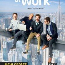 Locandina di Men at Work