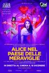 Locandina di Royal Opera House - Alice nel Paese delle Meraviglie