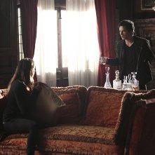 The Vampire Diaries: Nina Dobrev e Ian Somerhalder in I Alone