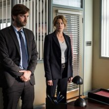 Gracepoint: David Tennant e Anna Gunn nella nona puntata
