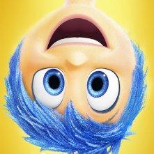 Inside Out: il character poster italiano di Gioia