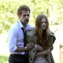 Constantine: Matt Ryan e Megan West in Blessed Are The Damned