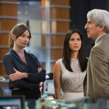 The Newsroom: Emily Mortimer, Olivia Munn e Sam Waterston in Oh Shenandoah