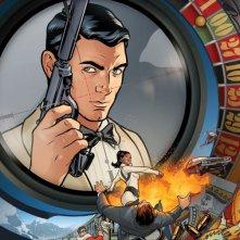 Archer: un manifesto per la serie animata