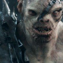 Lo Hobbit: La Battaglia delle Cinque Armate, una scena 'mostruosa' tratta dal film