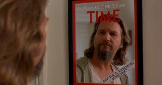 Jeff Bridges ne Il grande Lebowski