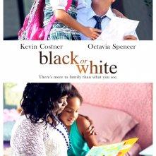 Locandina di Black or White
