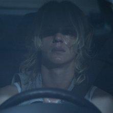 In the Box: Antonia Liskova in una scena del thriller