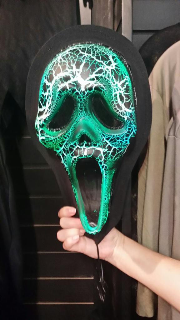Scream, nuova maschera in vendita presentata da Wes Craven