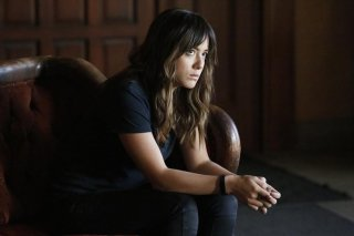 Agents of S.H.I.E.L.D.: l'attrice Chloe Bennet in What They Become
