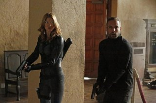 Agents of S.H.I.E.L.D.: Adrianne Palicki e Nick Blood in What They Become