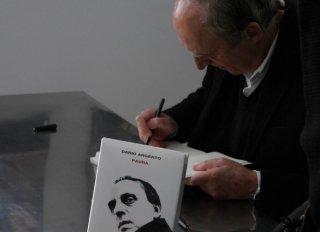 Dario Argento firma le copie della sua autobiografia Paura a Courmayeur
