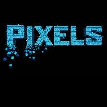 Locandina di Pixels
