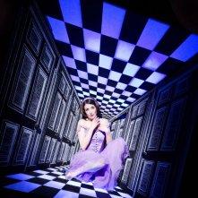 Lauren Cuthbertson protagonista dello spettacolo Royal Opera House - Alice nel Paese delle Meraviglie