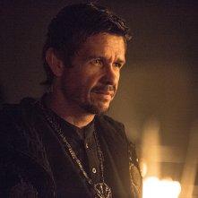 Arrow: Matt Nable interpreta Ra's Al Ghul in The Climb