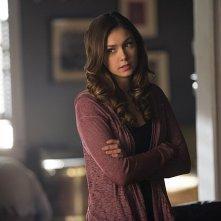 The Vampire Diaries: l'attrice Nina Dobrev nella puntata intitolata Christmas Through Your Eyes
