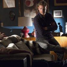 The Vampire Diaries: Matthew Davis interpreta Alaric in Christmas Through Your Eyes