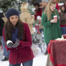 The Vampire Diaries: l'attrice Katerina Graham nell'episodio intitolato Christmas Through Your Eyes
