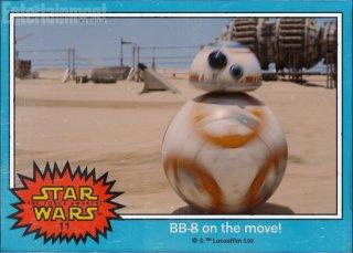Star Wars: Il risveglio della forza - la figurina di BB-8