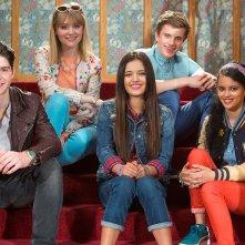 Evermoor: il cast in un'immagine della prima stagione