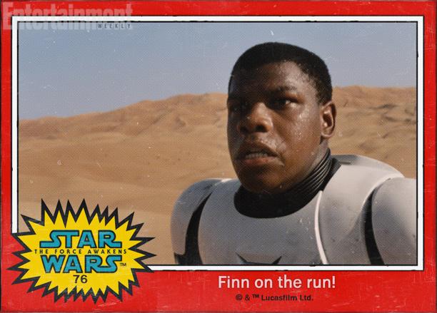 Star Wars: Il risveglio della forza - John Boyega è Finn