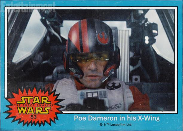 Star Wars: Il risveglio della forza: Oscar Isaac è Poe Dameron