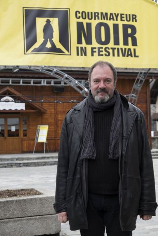Carlo Lucarelli e le sue Muse inquietanti a Courmayeur 2014