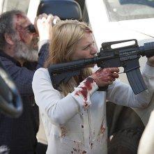 Homeland: Mandy Patinkin e Claire Danes in Krieg Nicht Lieb