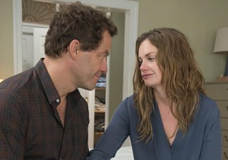 The Affair: Dominic West e Ruth Wilson in una scena del nono episodio