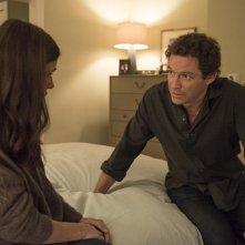 The Affair: Maura Tierney e Dominic West in una scena del nono episodio