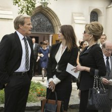 The Newsroom: Jeff Daniels, Emily Mortimer e Jane Fonda in What Kind of Day Has It Been?