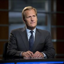 The Newsroom: l'attore Jeff Daniels nell'episodio intitolato What Kind of Day Has It Been?
