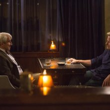 The Newsroom: Sam Waterston e Jeff Daniels in What Kind of Day Has It Been?