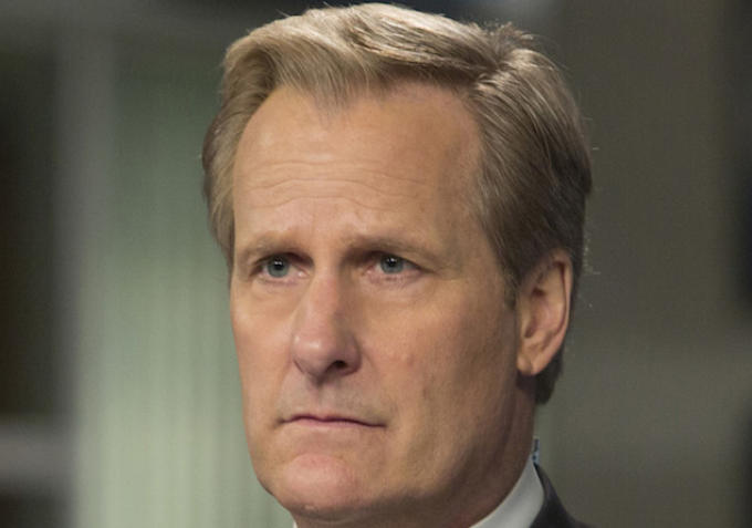 The Newsroom: Jeff Daniels nella puntata What Kind of Day Has It Been?