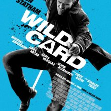 Wild Card: la locandina dell'action thriller