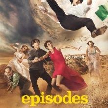 Episodes: una nuova locandina per la comedy