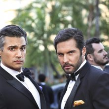 Jane the Virgin: Jaime Camil e Keller Wortham in Chapter 9