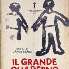 La locandina italiana di Il grande quaderno